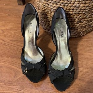 Guess by Marciano Black Heels
